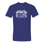 Train with Altitude - Youth Ultra Performance 100% Performance T Shirt 2